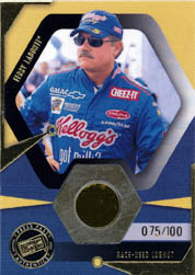 My Terry Labonte Race Used