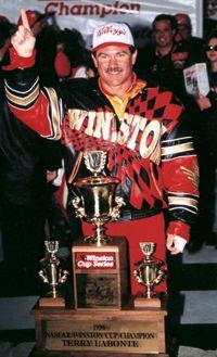 Terry Labonte Champ